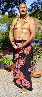 Men love Sarongs Too!